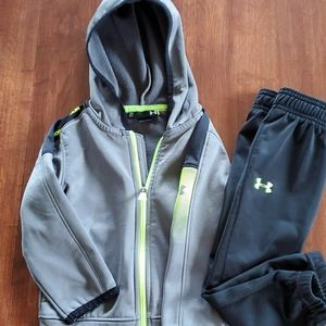 Boys under armour outfit